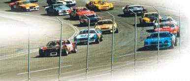 Stock Car Racing Photo